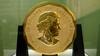 Almanya'da müzeden 100 kiloluk altın parayı çalan aşiretin 77 evine el kondu