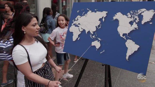ABD'lilerden haritada ülke göstermeleri istendi! Cevaplar şaşırttı