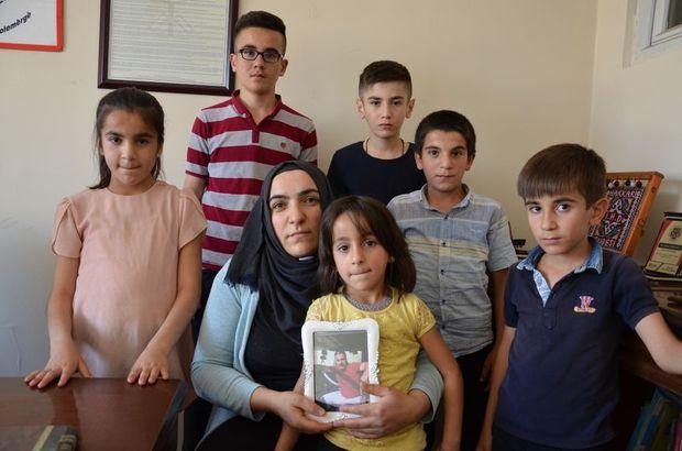 6 çocuk annesi, PKK tarafından kaçırılan eşini arıyor