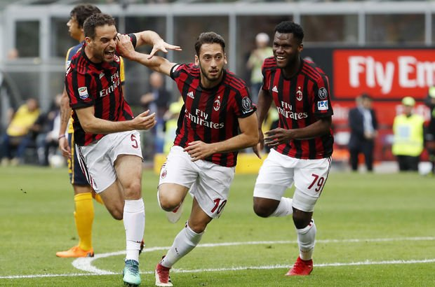 CAS'tan Milan'a müjde!