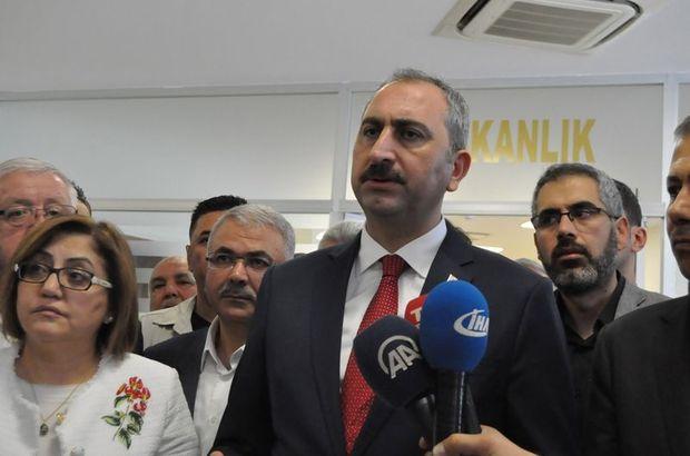 Adalet Bakanı'dan 15 Temmuz açıklaması!