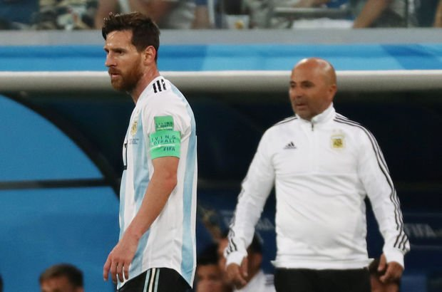 Messi'den şok sözler