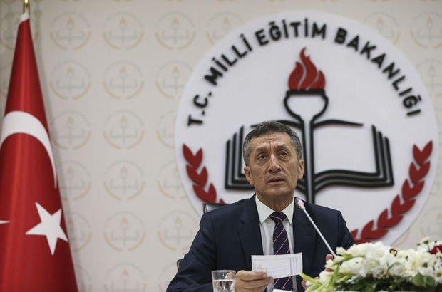 Son dakika: Milli Eğitim Bakanı Ziya Selçuk yeni eğitim sistemini anlattı