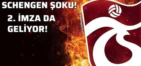 Trabzonspor'da transfer gelişmesi!