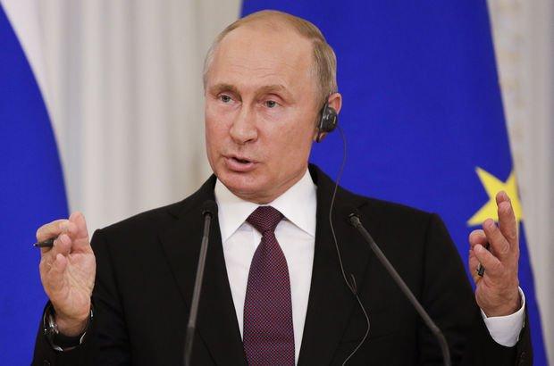 Beyaz Saray, Putin'in 'referandum' fikrini reddetti!