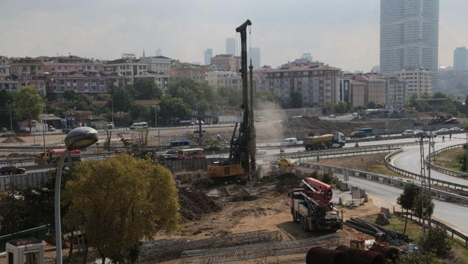 Kadıköy'de doğalgaz paniği!