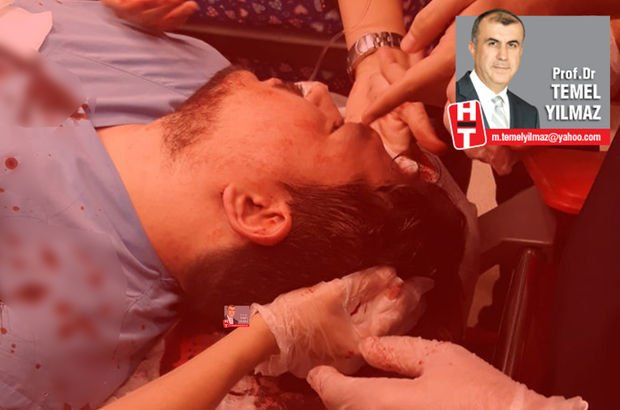 doktora saldırı
