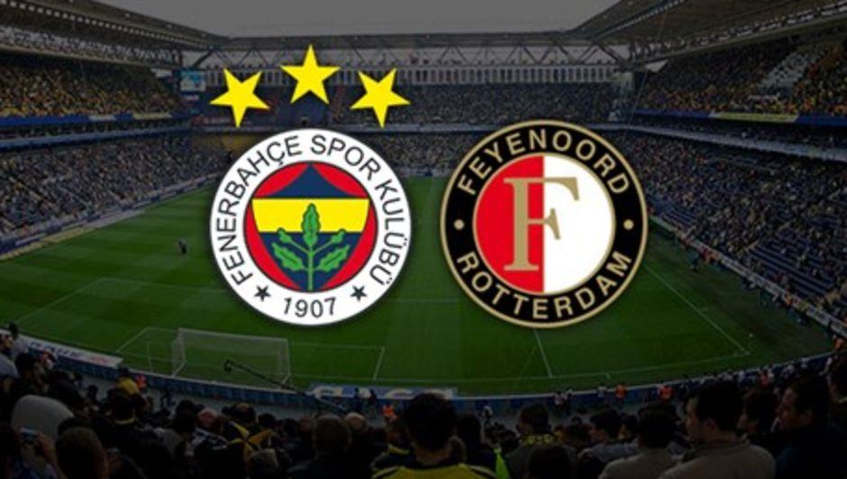 Fenerbahçe Feyenoord karşısında! İşte maçın saati..