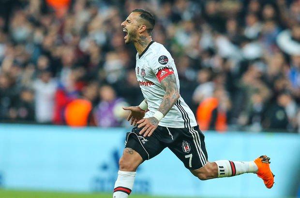 Beşiktaş, Quaresma'yı Çinliler'e satmak üzere