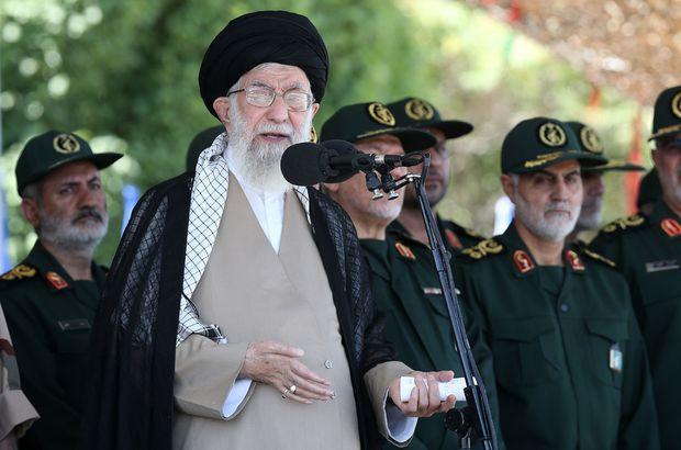 Trump'ın 'anlaşacaklar' dediği İran son noktayı koydu!