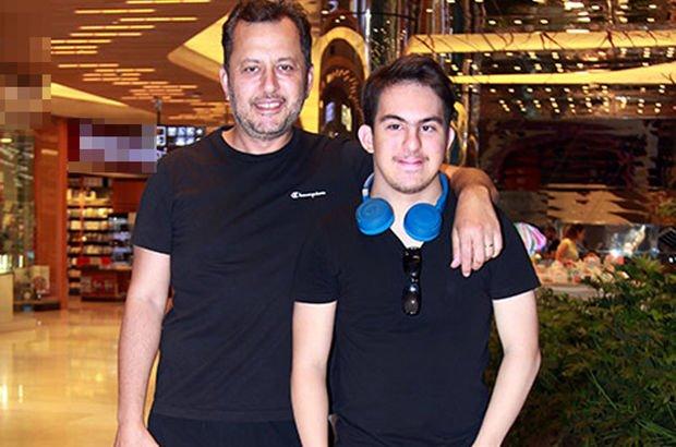 Ozan Çolakoğlu ile oğlu Kaan Çolakoğlu'nun sinema keyfi - Magazin haberleri