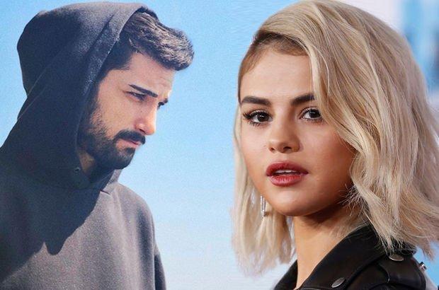 Selena Gomez, İdo Tatlıses'i stalkladı