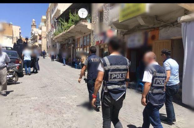Dilenciler Huzurlu Sokaklar operasyonu ile yakalandı