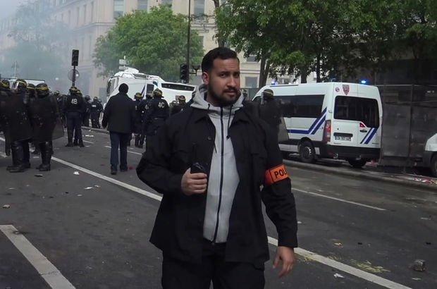 Macron'un Özel Kalem Müdür Yardımcısının gözaltı süresine uzatma