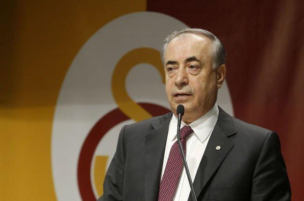 Galatasaray Başkanı Mustafa Cengiz'den transfer açıklaması