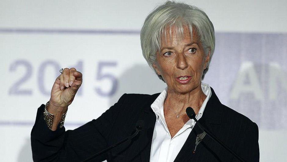 IMF Başkanı Lagardedan G20 bakanlarına uyarı