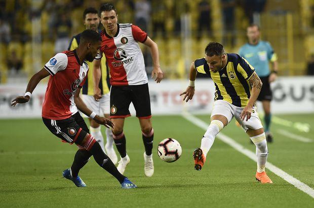 Fenerbahçe Feyenoord MAÇ SONUCU ve ÖZETİ - Fenerbahçe'den süper başlangıç, kötü son