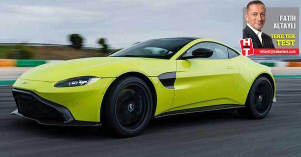 Aston Martin'i affettim