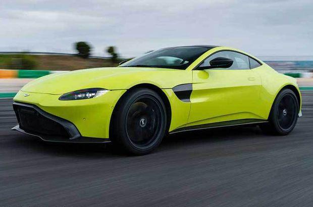 Aston Martin Fatih Altaylı Test Sürüşü