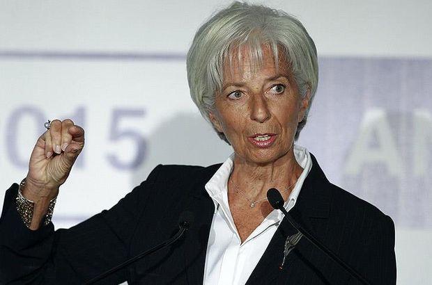 Son Dakika! IMF Başkanı Lagarde'dan G20 bakanlarına uyarı
