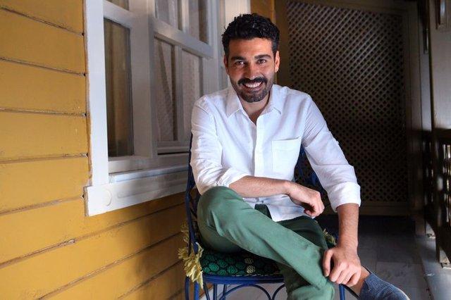 Ünlü oyuncu Caner Cindoruk tatilde zehirlendi - Magazin haberleri