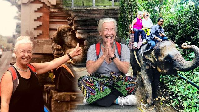 Ünlü oyuncu İpek Bilgin, Bali'de tatil yapıyor - Magazin haberleri