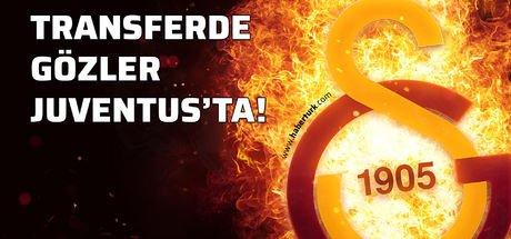 Galatasaray'ın gözü Juventus'ta!