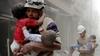 İsrail Beyaz Baretlileri Suriye'nin güneybatısından tahliye etti