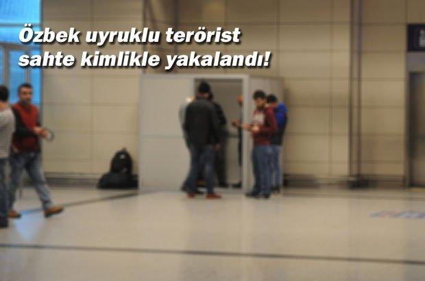Son dakika: DEAŞ'lı terörist Atatürk Havalimanı'nda yakalandı