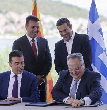 Yunanistan'ın 'isim krizinde' Türkiye çekincesi