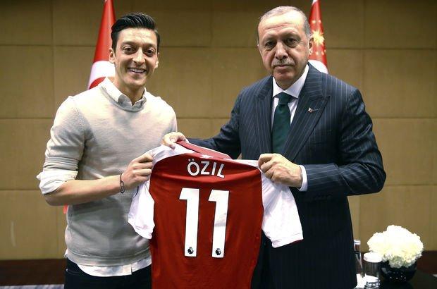 Mesut Özil Almanya