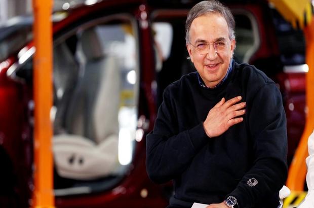 Otomobil devi Fiat Chrysler'de Marchionne devri kapandı