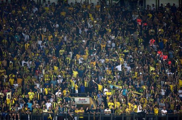Fenerbahçe taraftarlarına teşekkür etti