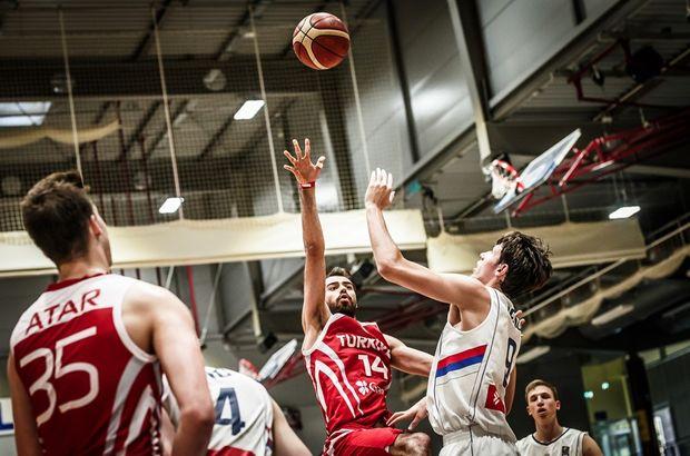 Ümit Milli Basketbol Takımı, Avrupa 5.'si oldu
