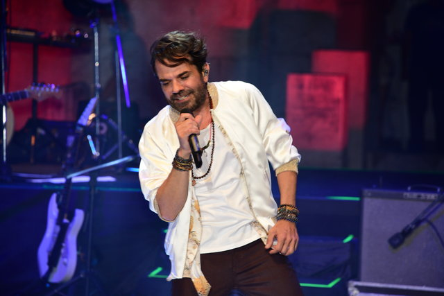 Kenan Doğulu'dan Bodrum'da muhteşem konser - Magazin haberleri