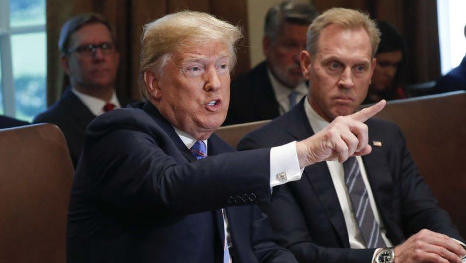 'Aslanın kuyruğu' kriz yarattı, Trump sert çıktı!