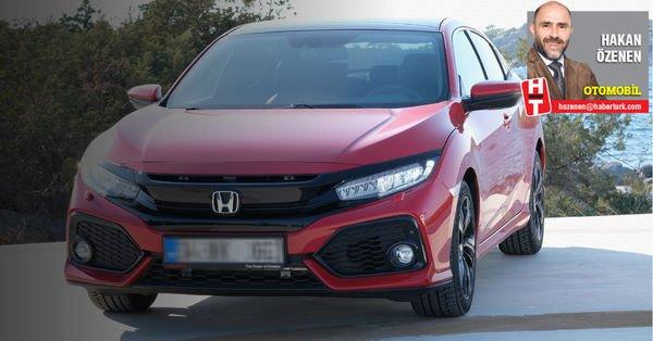 şekerpınarda üretilen Yerli Honda Civic 9 Ileri Otomatik Ve Dizele