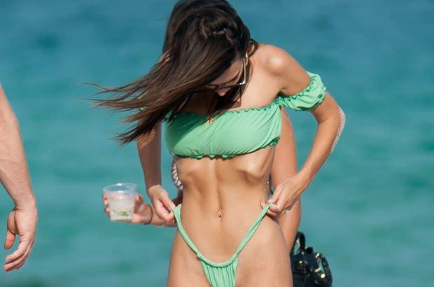 Miami güzeli