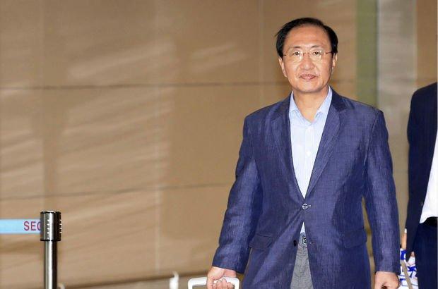 Güney Kore'de milletvekili intihar etti