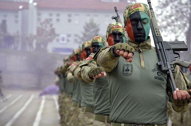 Jandarma uzman erbaş alımı
