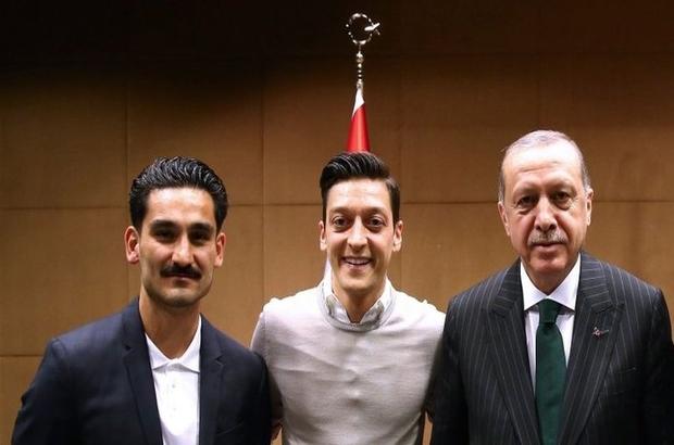 Mesut Özil: 'Alman gibi düşünüp çalışan, Türk gibi hisseden' yıldız