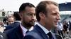 Göstericiyi döven korumasını kovan Macron özel kalem personelini değiştiriyor