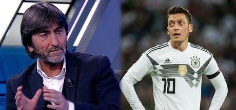 Dilmen'den Mesut Özil yorumu