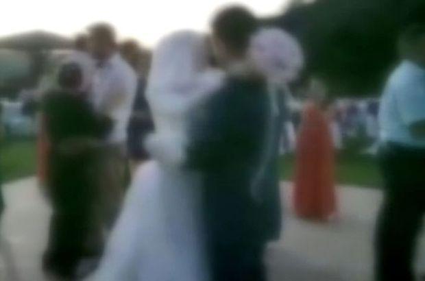 Gelin ve damada düğün günü büyük şok! Düğün salonu buz kesti