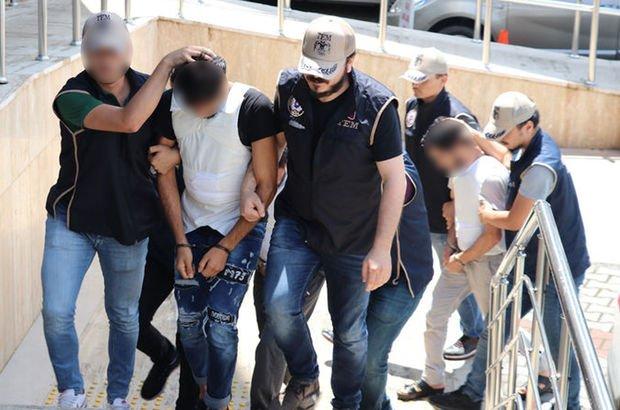 Son dakika... DEAŞ operasyonu: 43 kişi gözaltına alındı
