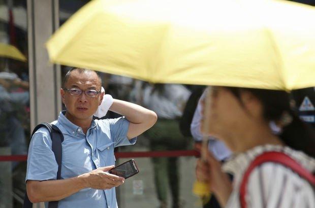 Japonya'da aşırı sıcaklar can aldı
