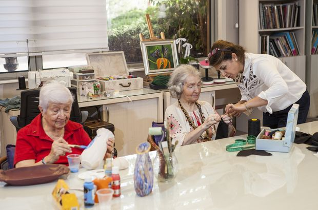 Darüşşafaka Cemiyeti'nden bağışçılara hizmet
