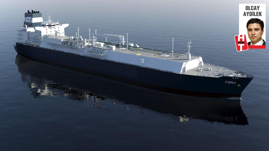 500 milyon dolara iki gemi siparişi