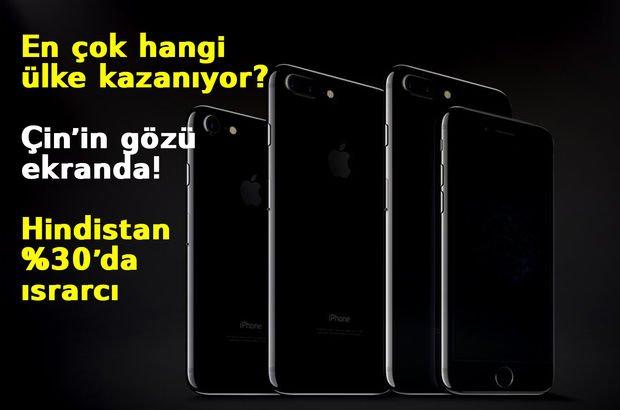 iPhone savaşları başladı! Herkes 'yerli' istiyor