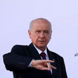 BAHÇELİ'DEN İYİ PARTİ'YE AKŞENER MESAJI!